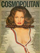 Cosmopolitan 6/73,Lois Chiles,June 1973,NEW