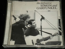 Simon & Garfunkel - Definitive Colección - The Greatest Hits - CD álbum - 1991