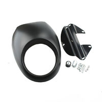 Motorcycle Ram Air Duct Cover Fairing Trim Cowl For Honda CBR600 F4i 2001-2006