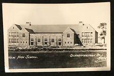 RPPC NEW HIGH SCHOOL, SCHAEFFERSTOWN, PA HARPEL PHOTO