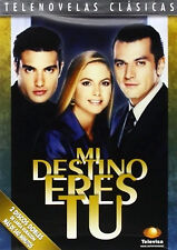 MI DESTINO ERES TU (2000) - Spanish Telenovela * 2-DVD Set *NEW FACTORY SEALED