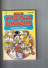 1989 10 - MEGA ALMANACCO WALT DISNEY - 10 1989 - N.394