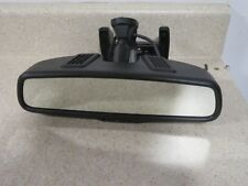 2008 2009 JEEP GRAND CHEROKEE SRT-8 USED OEM INTERIOR REAR VIEW MIRROR AUTO DIM
