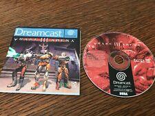 Jeu sega dreamcast pal quake 3 arena(disque +notice uniquement)