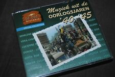 DE PRE HISTORIE - MUZIEK UIT DE OORLOGSJAREN '40-'45 DOUBLE CD / EVA - 74321 214