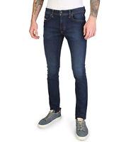 DIESEL Jeans gemütliche Denim Skinny-Hose Waschung Thavar-XP Slim Fit Blau