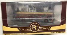 Rapido Trains Toronto Ttc Maroon & Cream Standard Bus #8369 Ho Nib +