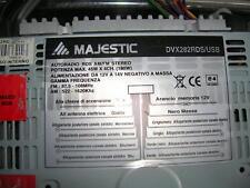 radio majestic dvx282rds/usb