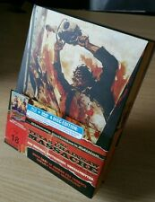 Tobe Hooper's THE TEXAS CHAINSAW MASSACRE Ultimate Collector's 4-Disc Edition