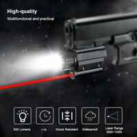 Tactical XPG-R5 Led Flashlight Light Pistol/Gun Rail 20mm Quick Release Mount