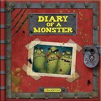 Diary of a Monster, Hardcover by Davila, Valeria; Lopez, Monica; Aguerrebeher...