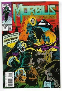 Morbius the Living Vampire #15 Marvel Comics 1993 VF+