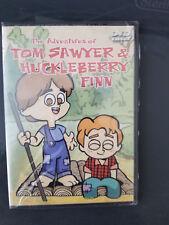 The adventures of Tom sawyer and Huckleberry Finn dvd NWT