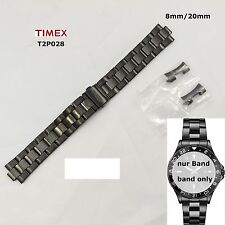 Timex Replacement Band T2P028 Kaleidoscope - Suitable T2P027 - Spare Stainless