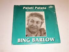 "BING BARLOW - Patati Patata - Dutch 7"" Juke Box vinyl single"
