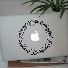 """6"""" Elvish Circle Decal Inspired By The Lord of the Rings Laptop Sticker Decor"""