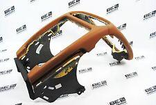 ORIGINALI PORSCHE CAYENNE S 955 9pa rivestimento console centrale pelle 7l5858517