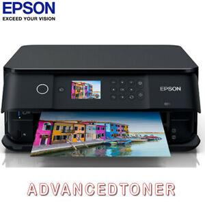 Epson Expression Premium XP-6100  Wi-Fi Colour M/F  CD/DVD Duplex Printer