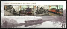 Great Britain Stamp - Northern Ireland Steam Locomotives Stamp - Nh