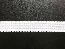 altezza cm.150x100 punto croce puntocroce bianca Tela Aida 55 quadretti