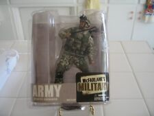 McFarlane's Military Series 6 - Army Infantry Grenadier Action Figure New In Pkg
