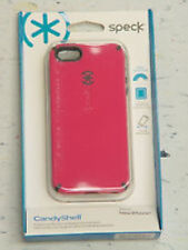 Speck Products CandyShell Case for iPhone 5/5s Raspberry Pink/Black