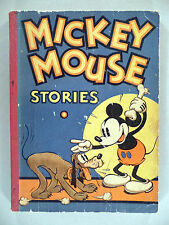 Mickey Mouse Stories - Book No. 2 - 1934