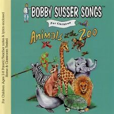 Bobby Susser Singers - Animals At The Zoo [New CD]