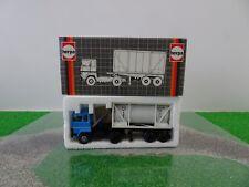 Herpa 805220 Ford Transconti Tanque Container Contrans Semirremolque para
