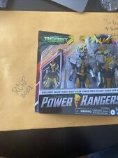 2019 6 inch Action Figure Power Rangers Beast Morphers Steel Robot Ranger