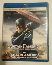 Captain America: The Winter Soldier (Blu-ray, Blu ray 3D)