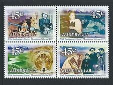 AUSTRALIA 1999 50th Anniversary Snowy Mountains Scheme Set MNH (SG 1888a)