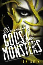 Dreams of Gods and Monsters by Laini Taylor - Brand New! Tpb