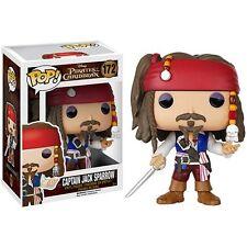 Funko Pop Disney Pirates of Caribbean 172 Captain Jack Sparrow