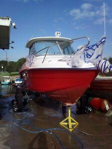 Marine paint Top Coat gloss 5ltr 2pak