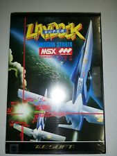 Msx Super Laydock Mission Striker