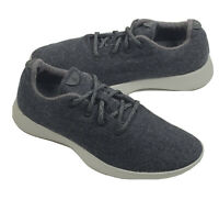 Allbirds Womens Size 10 Wool Running Shoes Gray Merino Lace Up