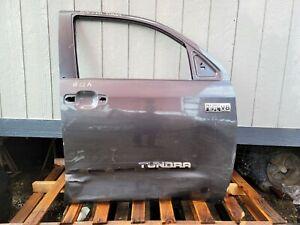 2007-2020 TOYOTA TUNDRA RIGHT FRONT DOOR SHELL