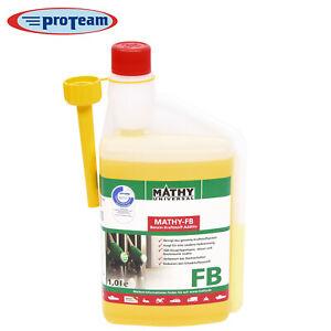 MATHY®  F  FB 1 Liter Kraftstoff- Additiv für Benzin vom Vertragshändler !