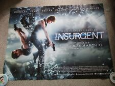 Insurgent - Genuine Film Quad Poster