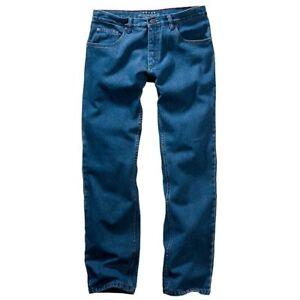 Rounder Jeans Madox - Blau / Blue Stone - Herren - by Stooker Brands
