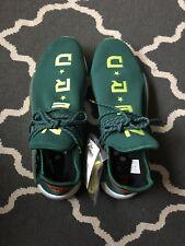 DS Adidas NMD PW HU NERD N.E.R.D Green BBC NYC Exclusive Size 13 Human Race