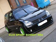 RENAULT CLIO SPORT BONNET BRA 02-05