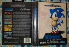 Sonic the Hedgehog Megadrive Pal España