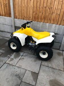Suzuki lt80 quad