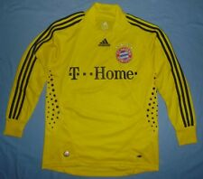 Bayern München / 2008-2009 Goalkeeper - ADIDAS - LS Shirt / Jersey. 16y 176cm