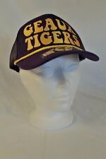 "LSU Top of the World Purple Mesh Baseball Cap ""Geaux Tigers"""