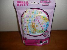HELLO KITTY BINGO, GAMES ON THE GO! NEW