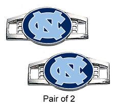 University of North Carolina Shoe Charms / Paracord Charms