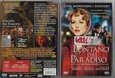 LONTANO DAL PARADISO (2002) dvd ex noleggio